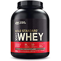 GOLD STANDARD 5ポンド(2,27 kg)【ダブルリッチチョコレート】
